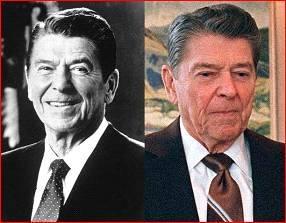 Reagan aging