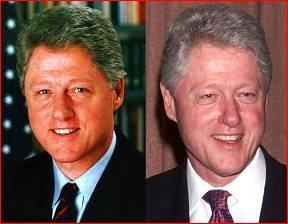 Clinton aging