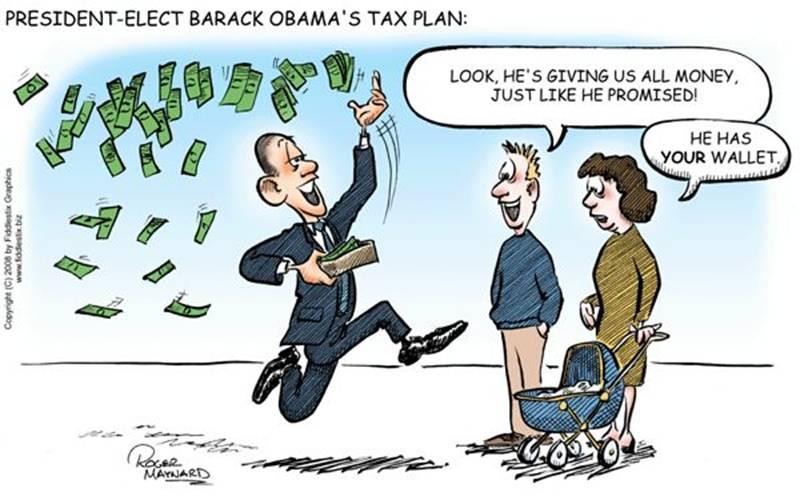 Obama delivers