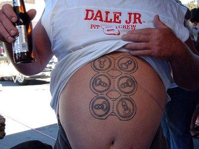 Great Redneck Tattoo