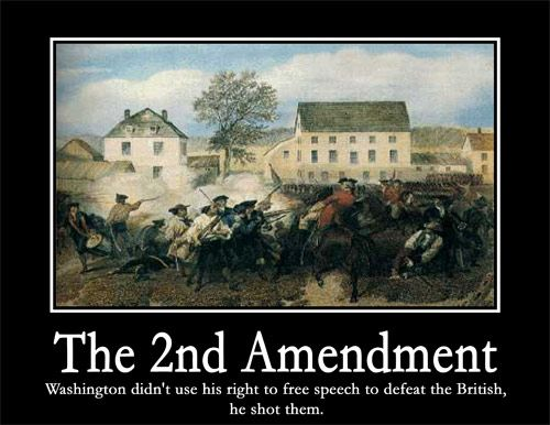 2nd Amendment Washington