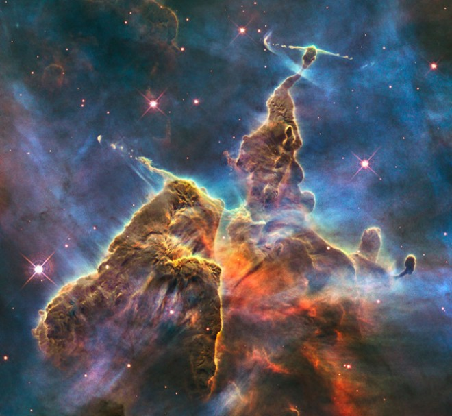 Hubble Telescope final images