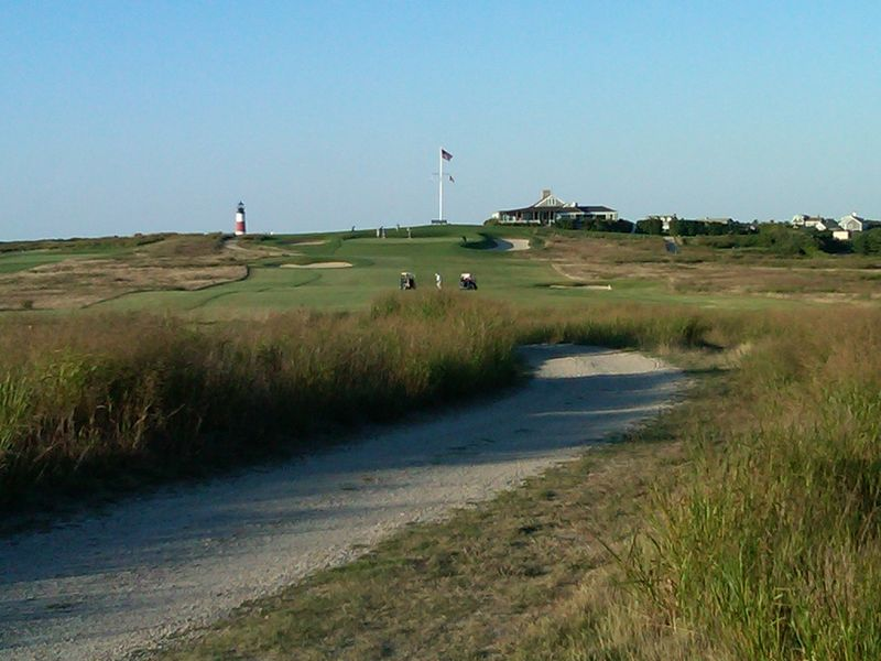 Sankaty golf course
