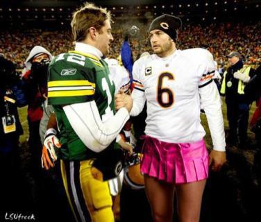 Chicago Bears skirt