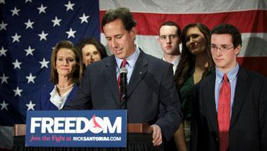 Freedom and Rick Santorum