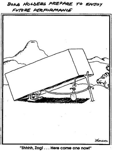 Larson caveman trap