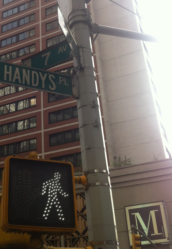 Handy's in NYC