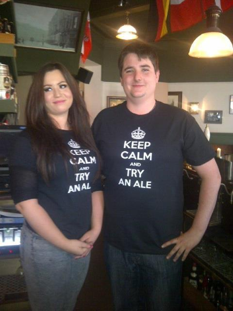 Keep calm and carry on anal