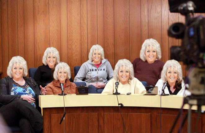 First Photo of the Zimmerman Jury