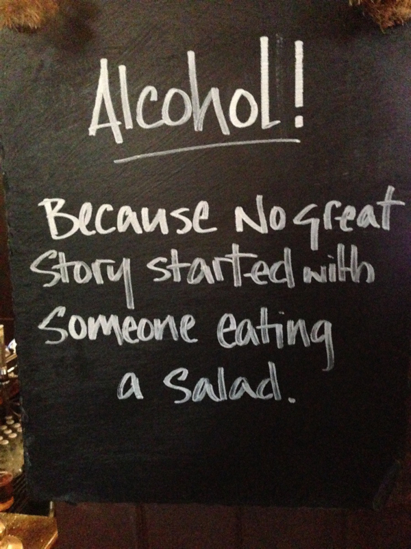 Hilarious pub signs
