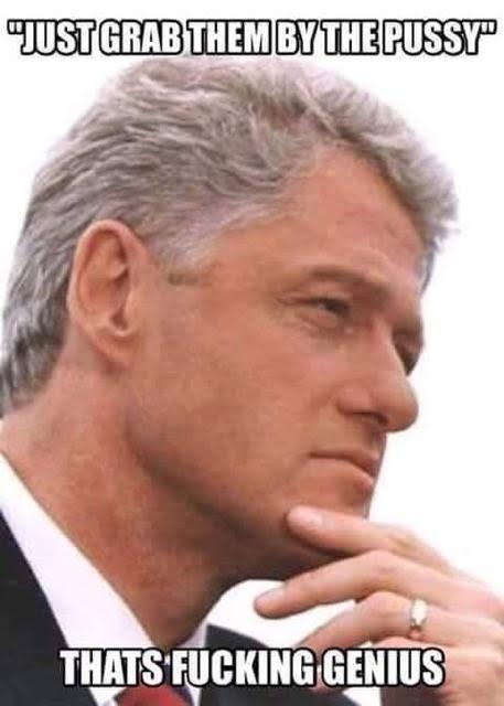 Clinton bubbe pussy