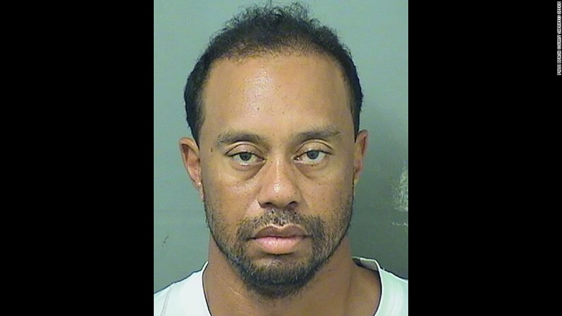 Tiger Woods DUI jokes