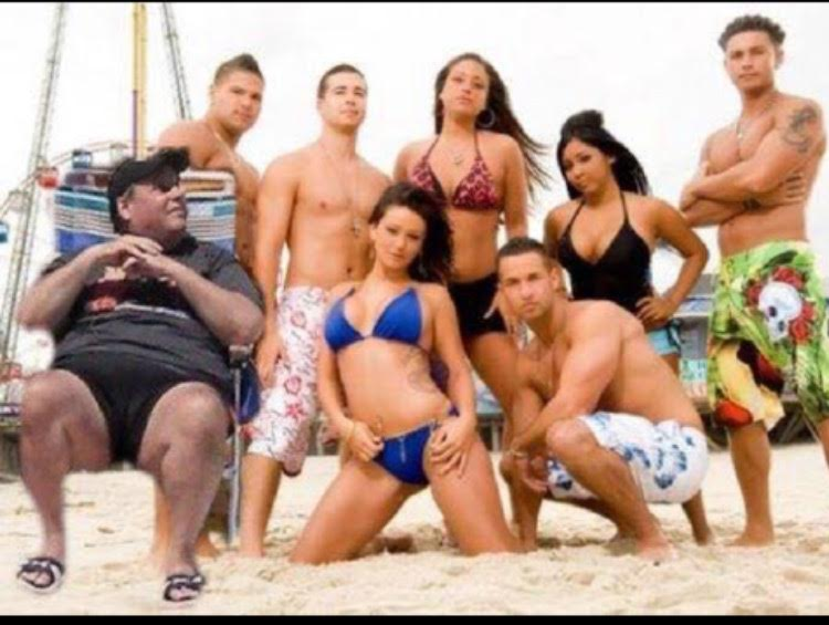Christie Jersey Shore
