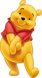 Winnie the pooh no pants