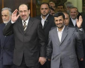 Maliki_in_iran